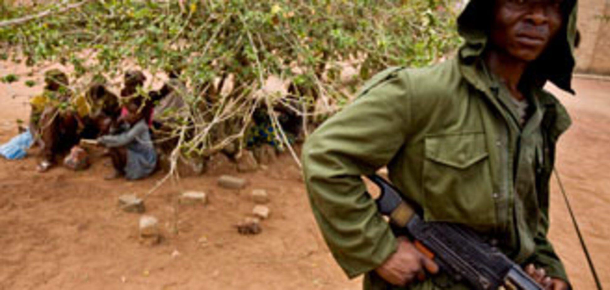 Українців звинуватили в жорстокому поводженні з конголезцями