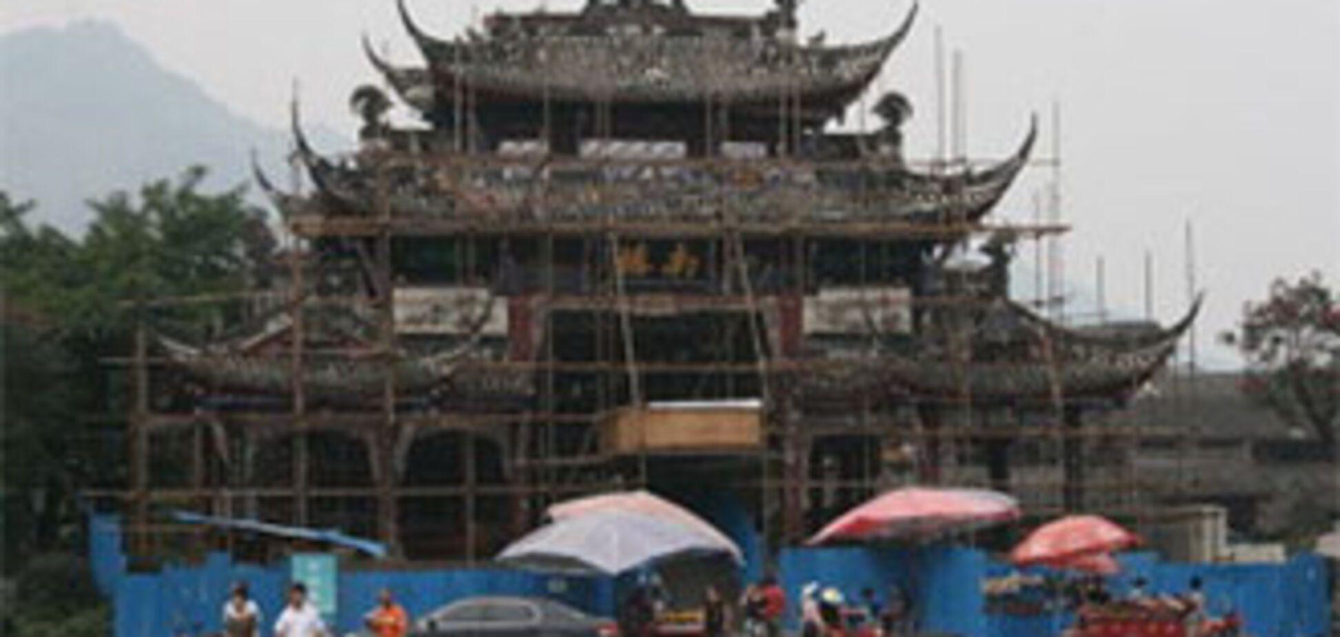 Від землетрусу в Китаї постраждало 280 тисяч чоловік