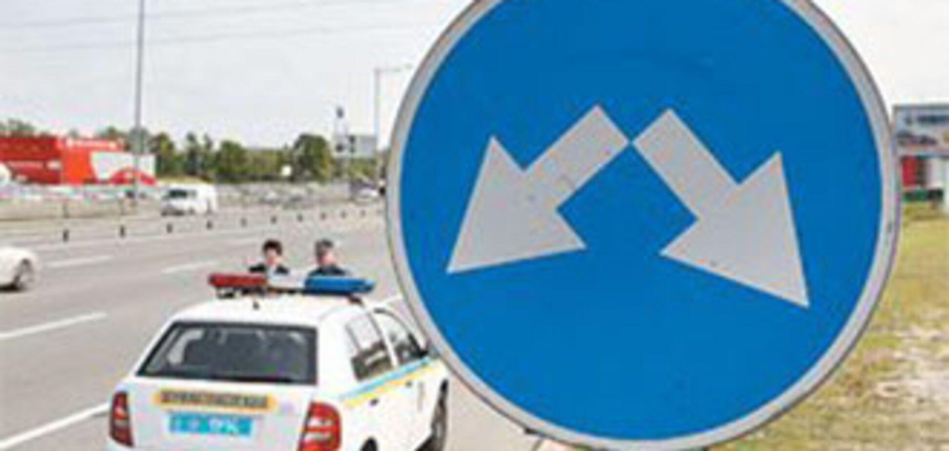 У Криму п'яний водій збив інспектора ДАІ
