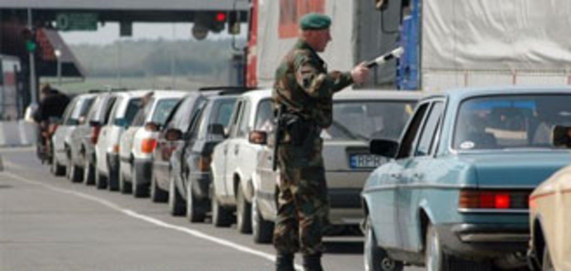 Українські прикордонники затримали трьох білорусів-нелегалів