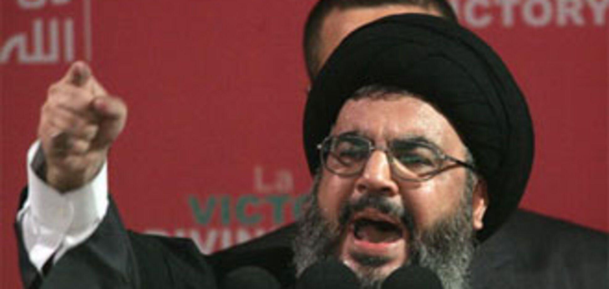 Хезболла - знову Насралла