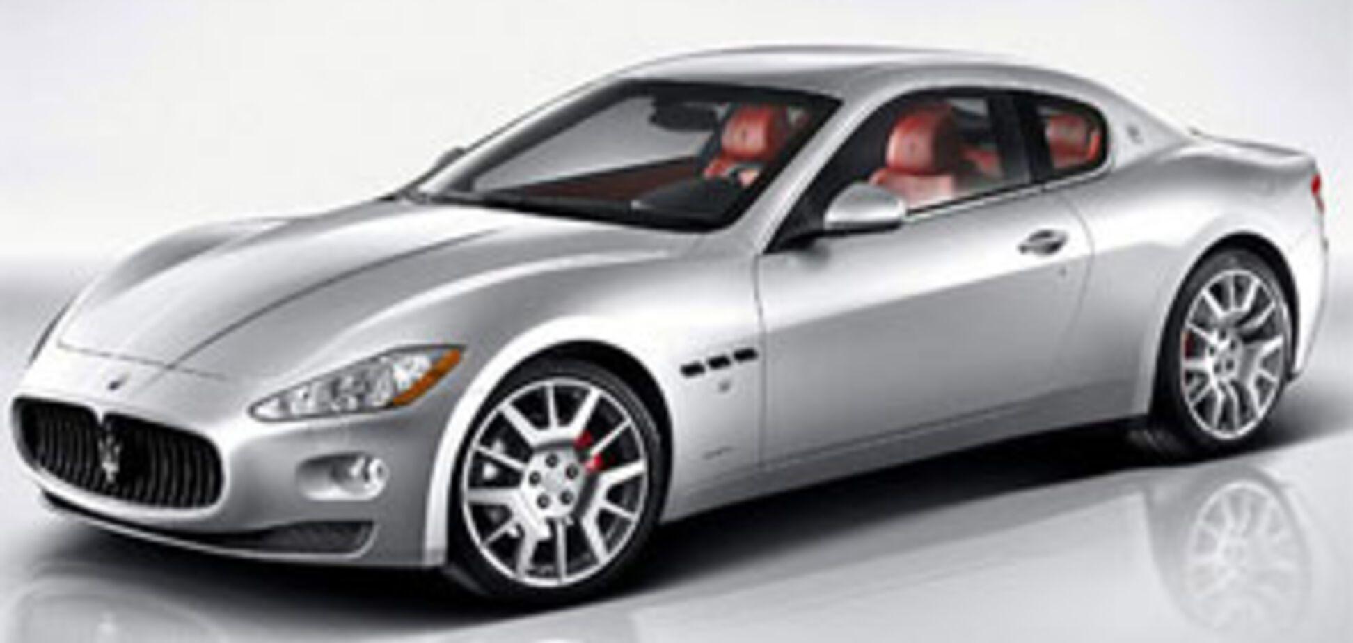 Форвард київського Динамо розбив свій Maserati