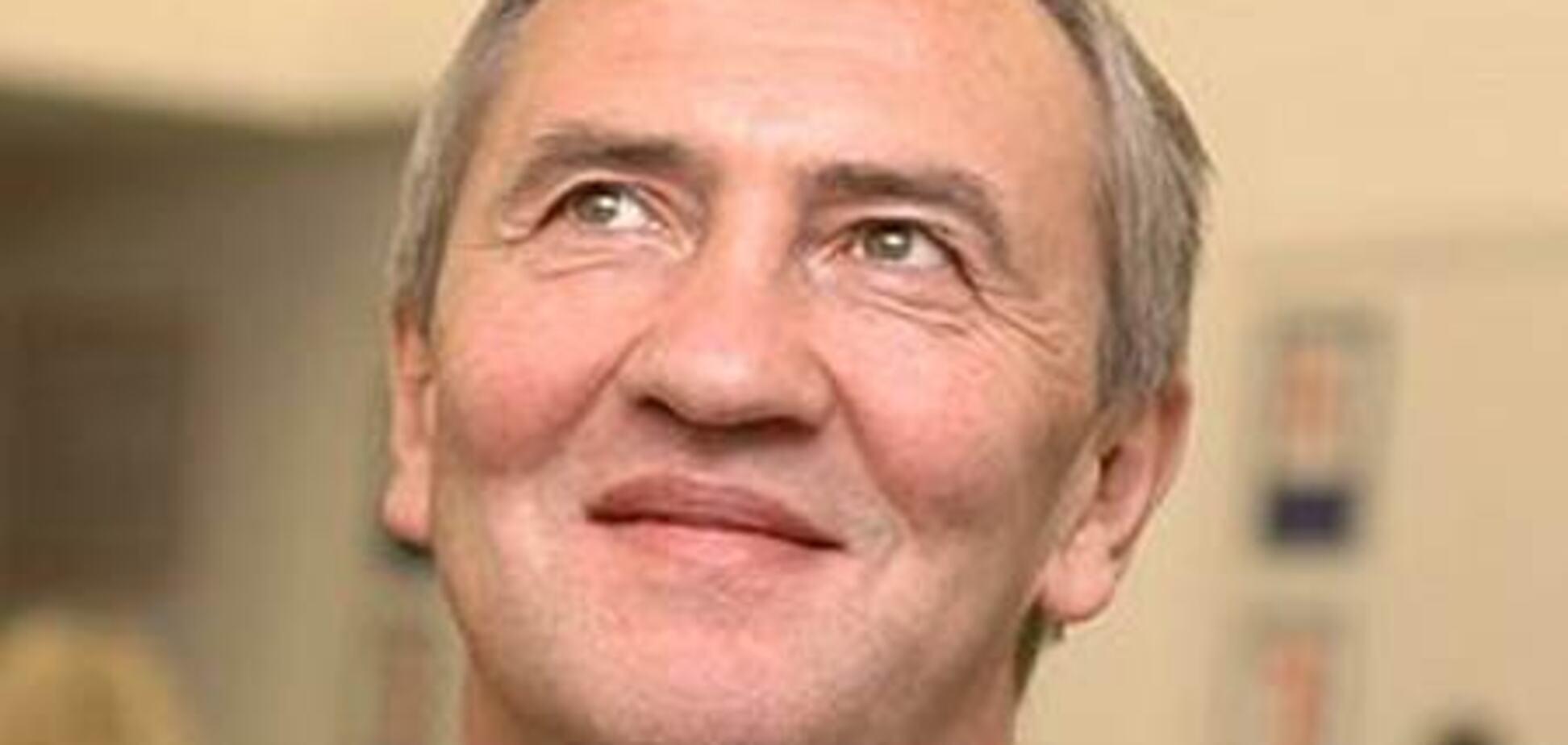Черновецкий отметил день рождения в элитном ресторане