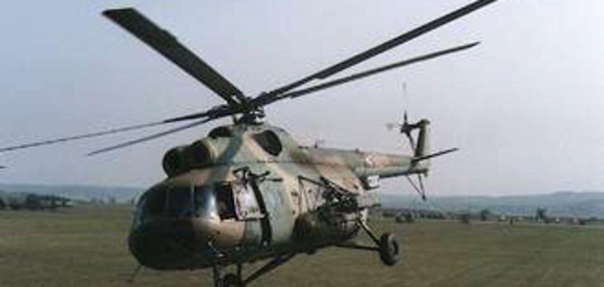 Загиблі українці не були військовими вертолітниками