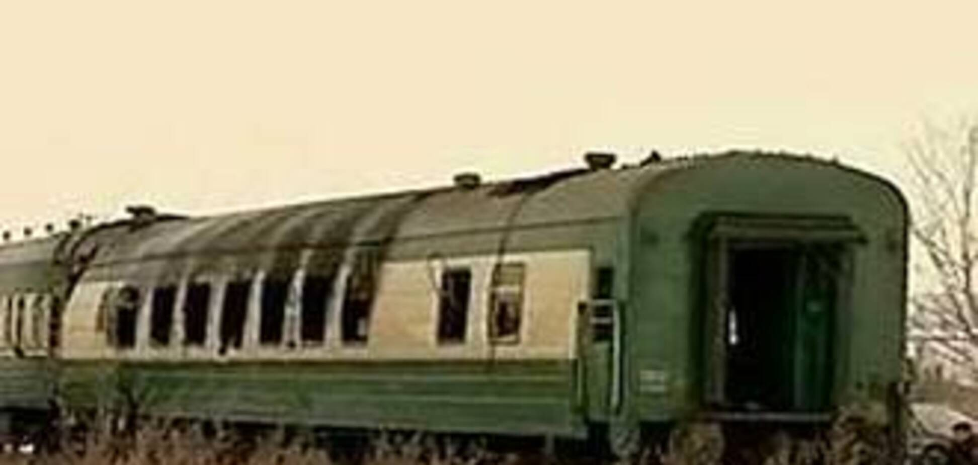 Під потягом Тюмень-Баку підірвали залізничні колії