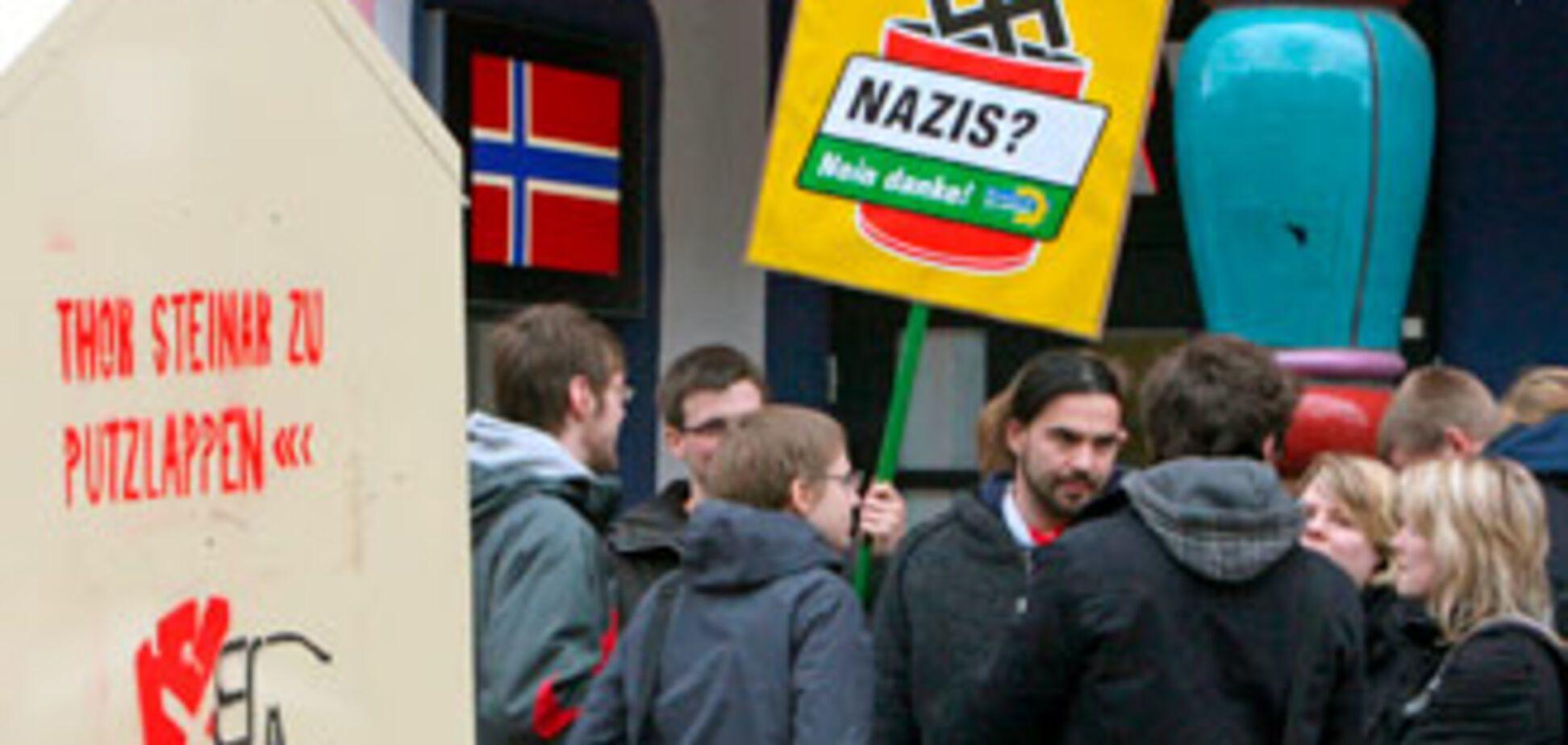 Неонацисти відзначили' Кришталеву ніч'