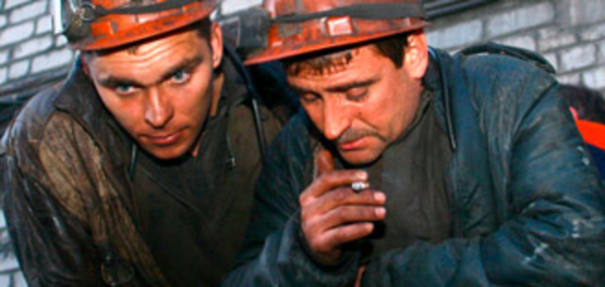 У Ющенко считают, что пенсии шахтерам подняли необоснованно