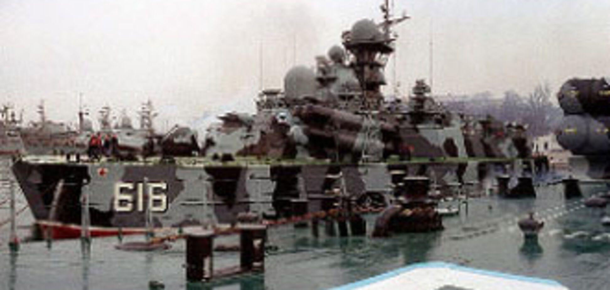 Контрразведка ЧФ покидает Крым