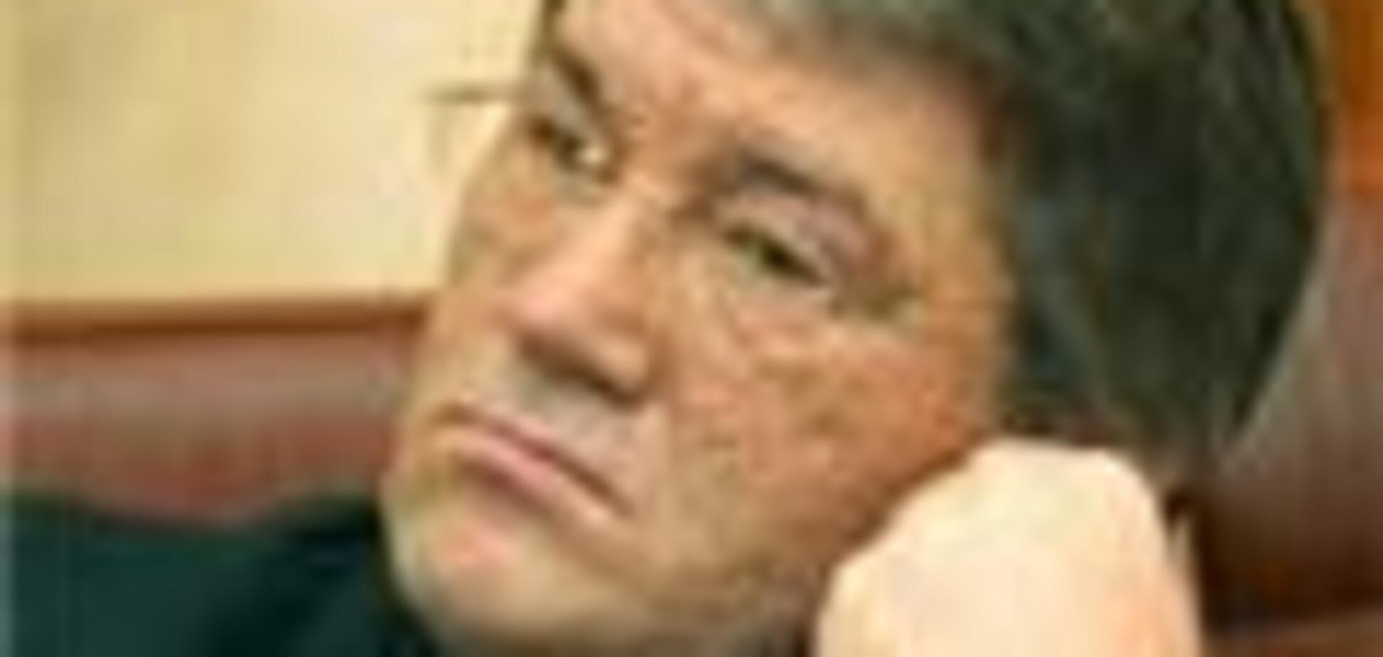 Ющенко раздал награды за Голодомор