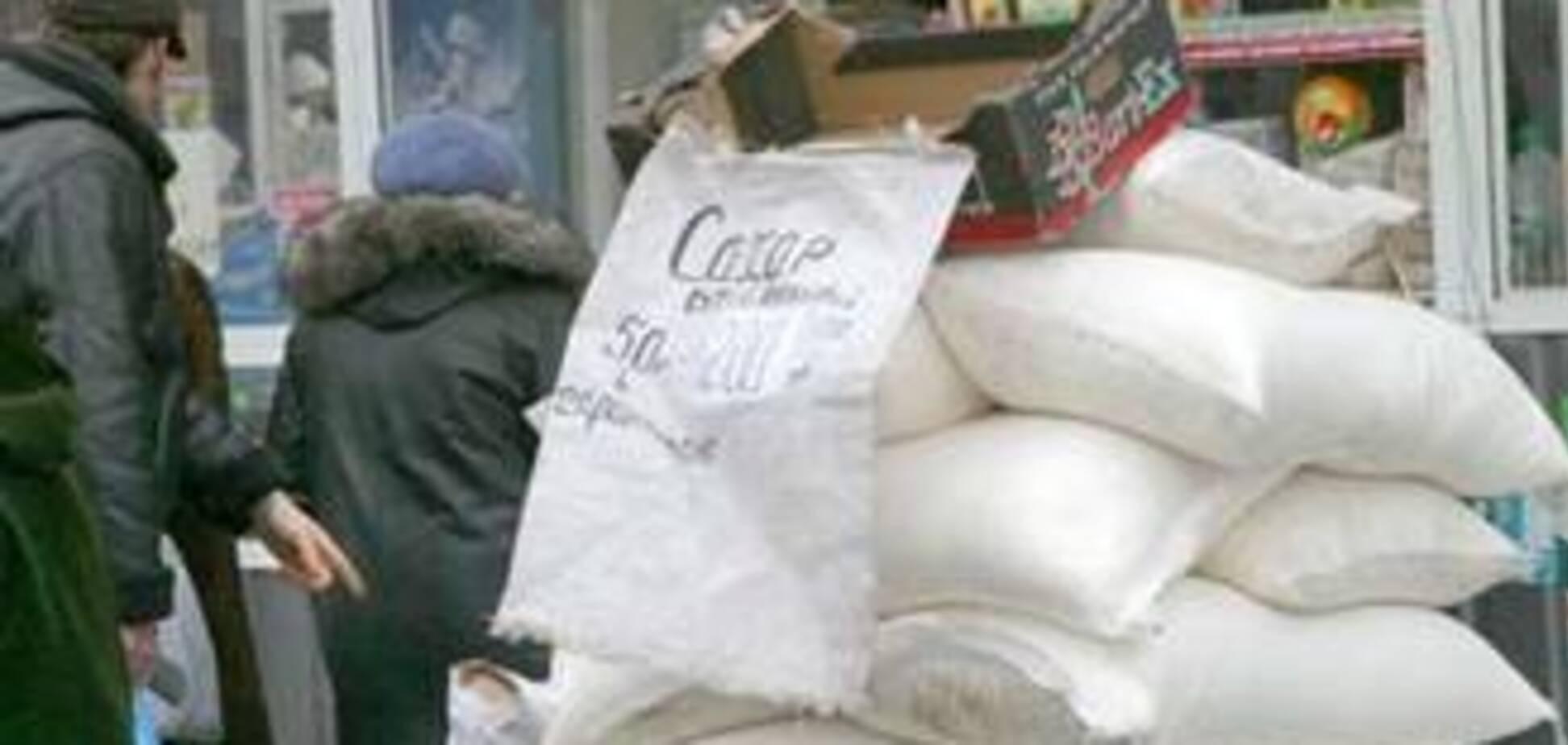 Украине обещают огромный дефицит сахара