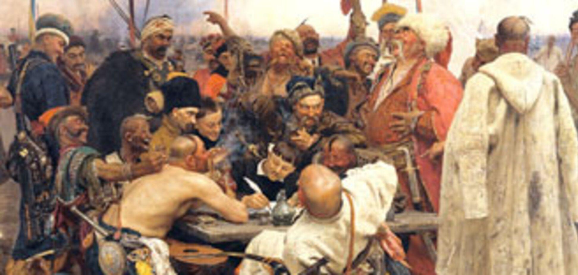 Российским историкам правда глаза колет
