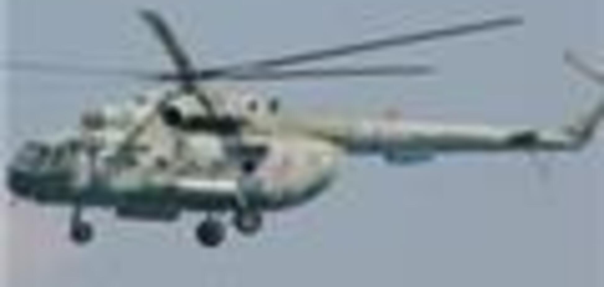 В Боснию отправятся украинские вертолеты