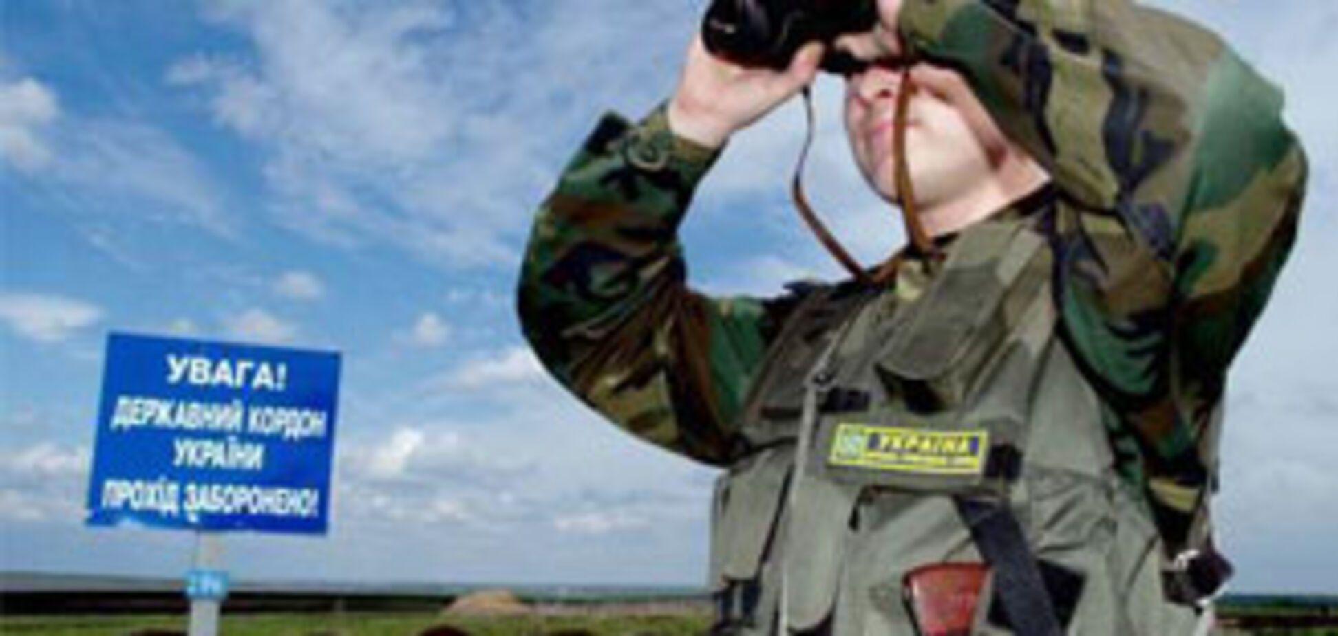 Россия мешает Ющенко делимитировать границу