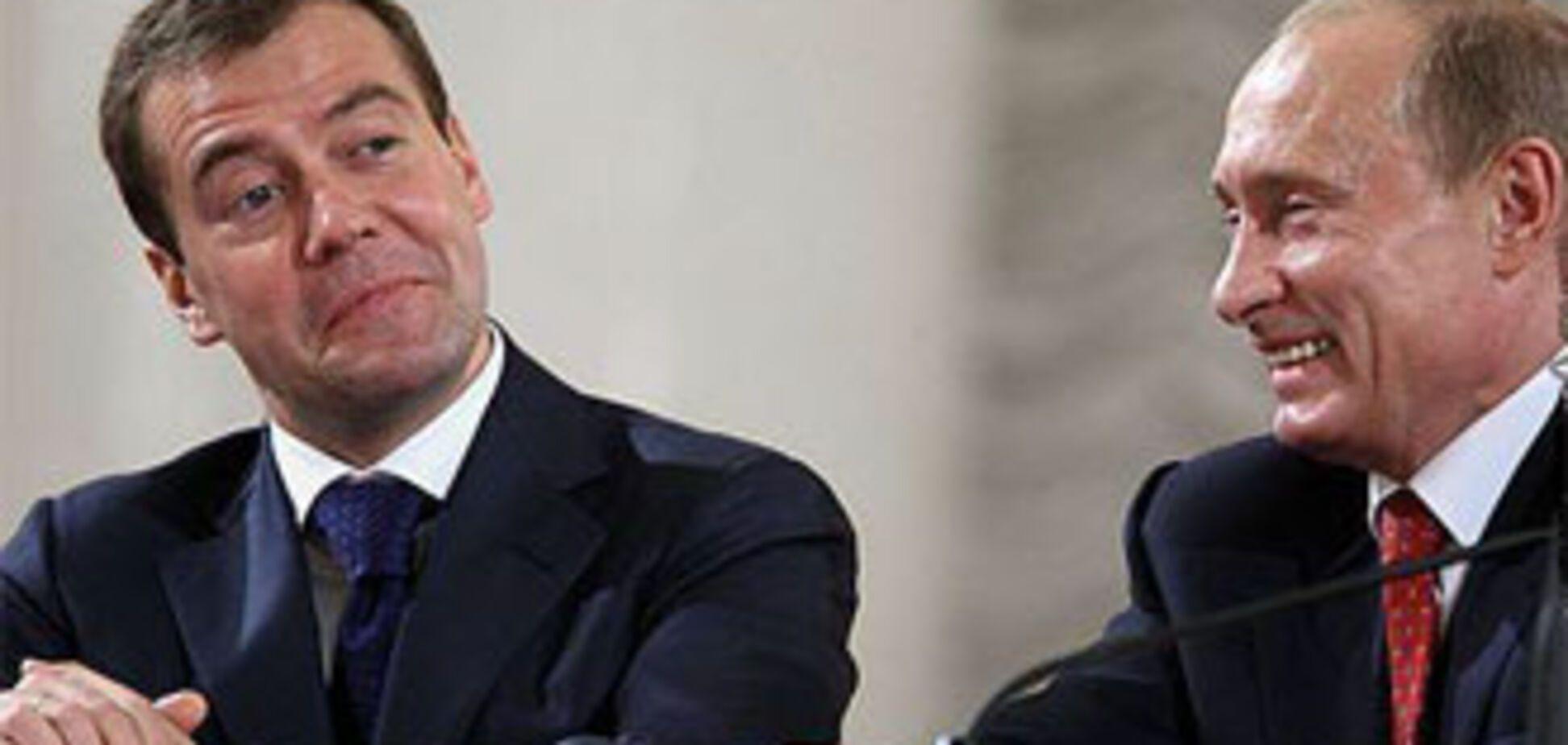 Медведев бросает вызов Путину