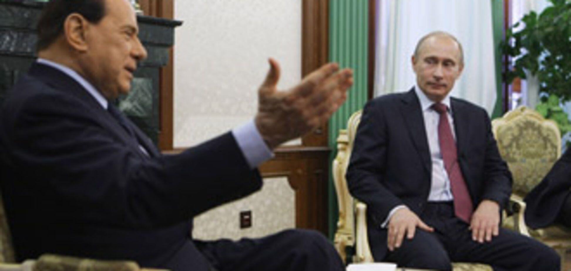 Газпром и Италия подписали меморандум о Южном потоке