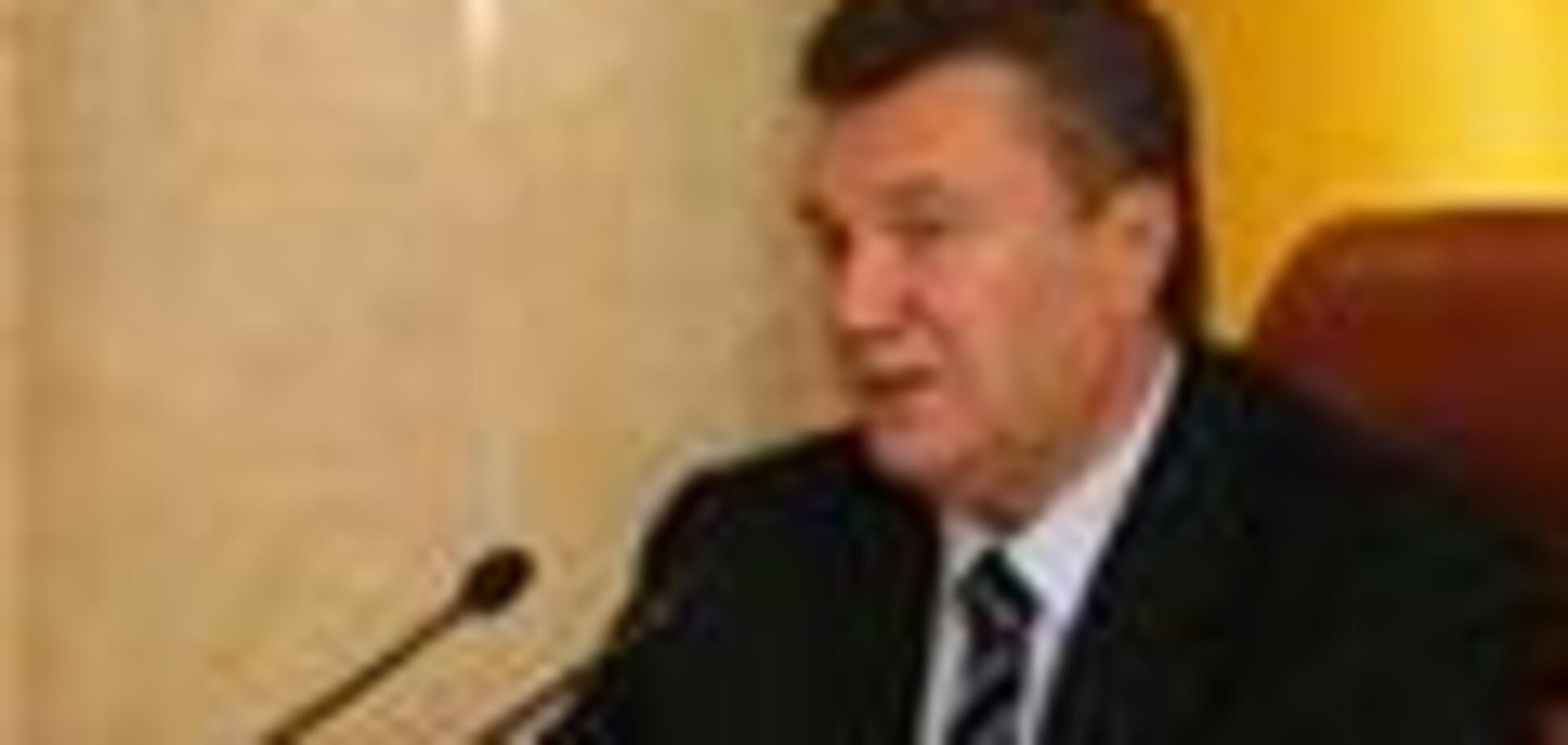 Янукович: ПР в силах защитить результаты голосования