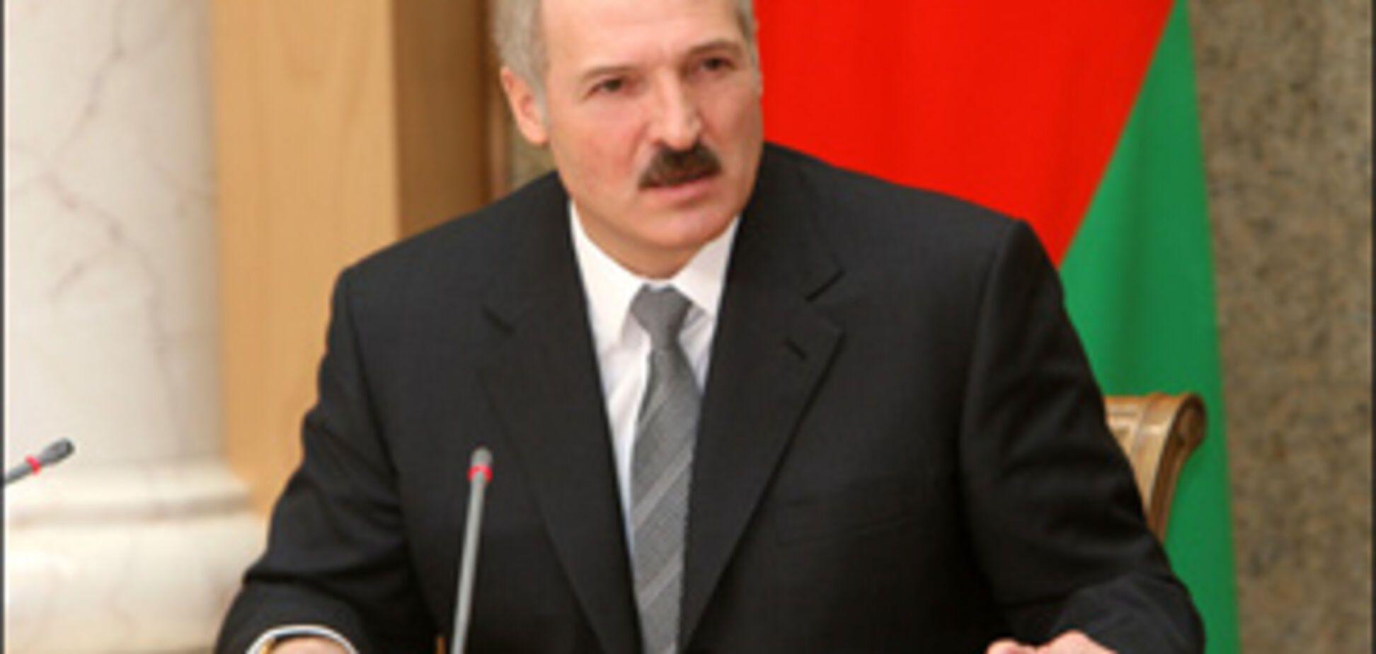 Лукашенко 'за' присоединение Украины к Таможенному союзу