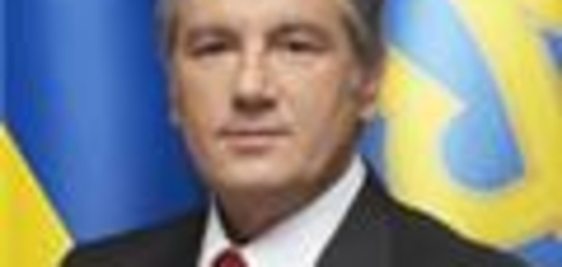 Ющенко одобрил изменения в законе о новорожденных