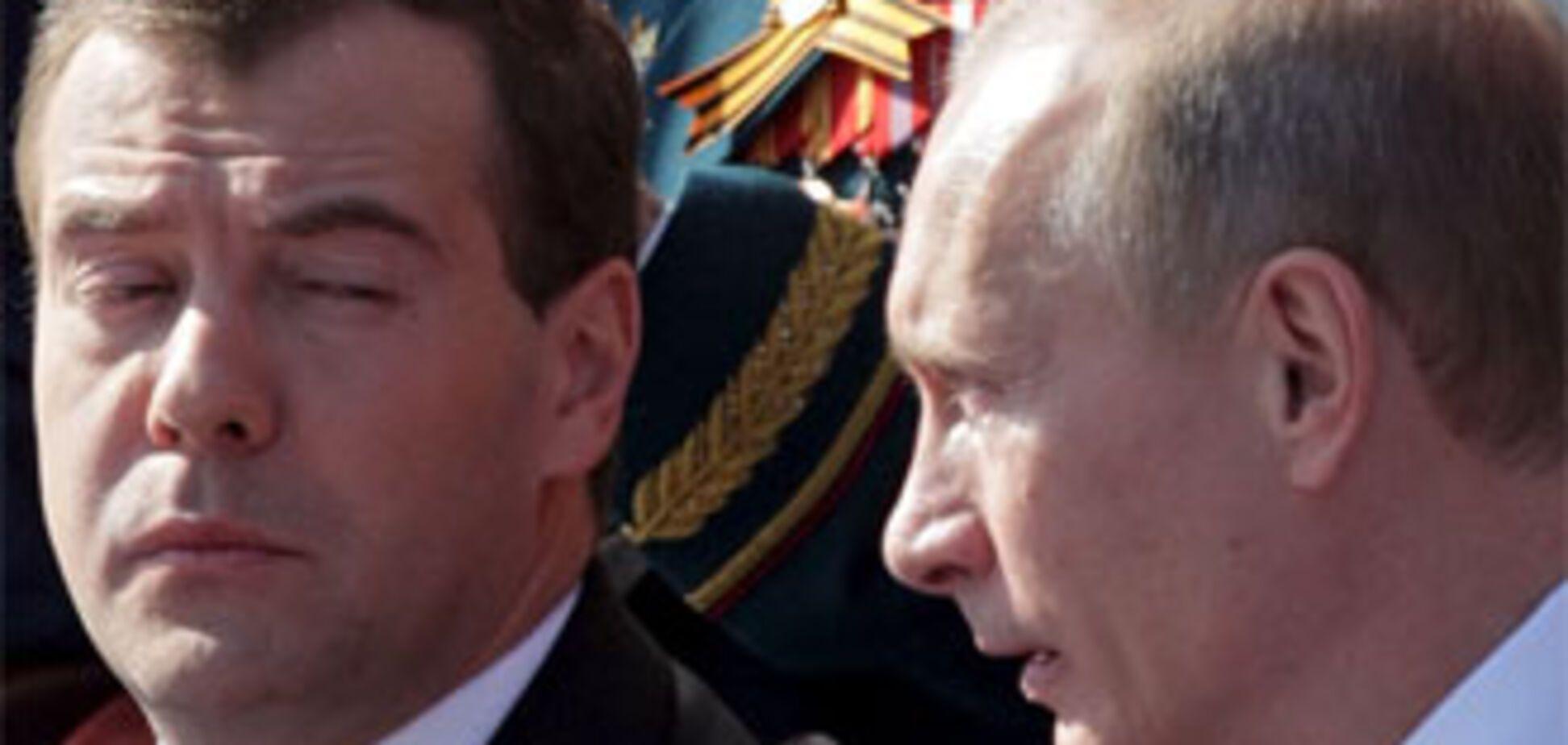 Путін vs Медведєв: хроніка протистояння, 2009