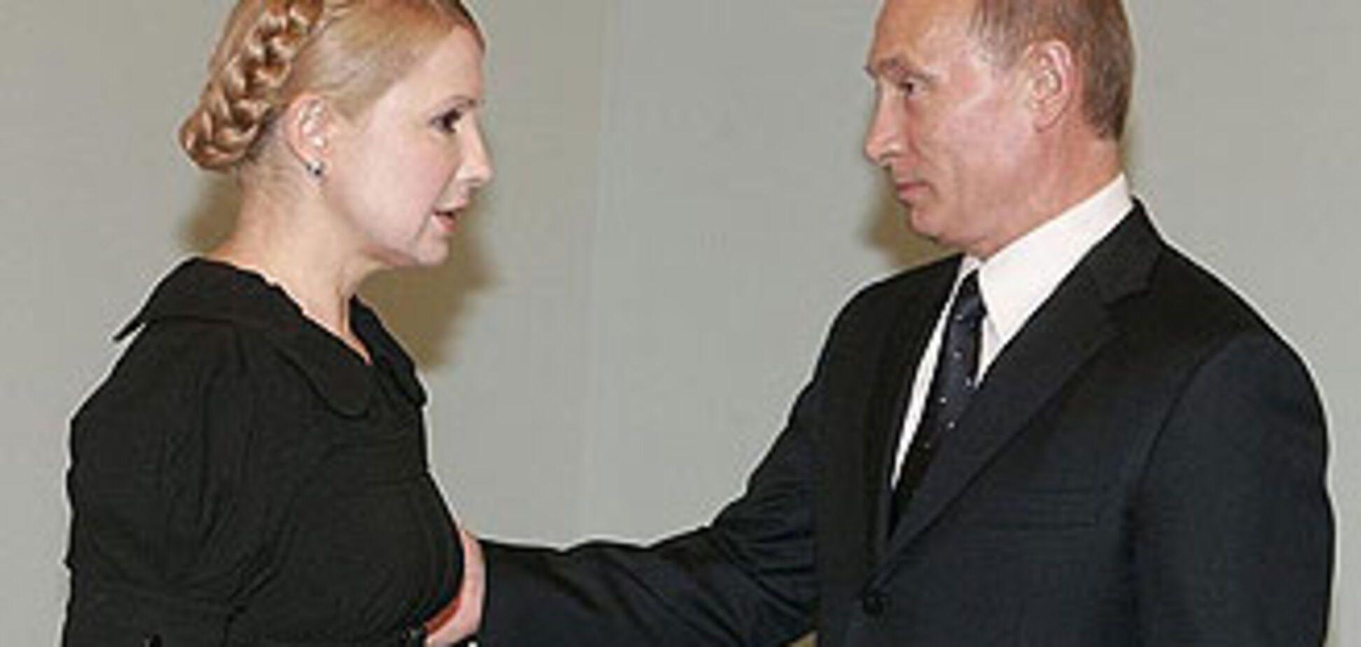 Янукович звинуватив Тимошенко в' підлабузництві' перед Путіним