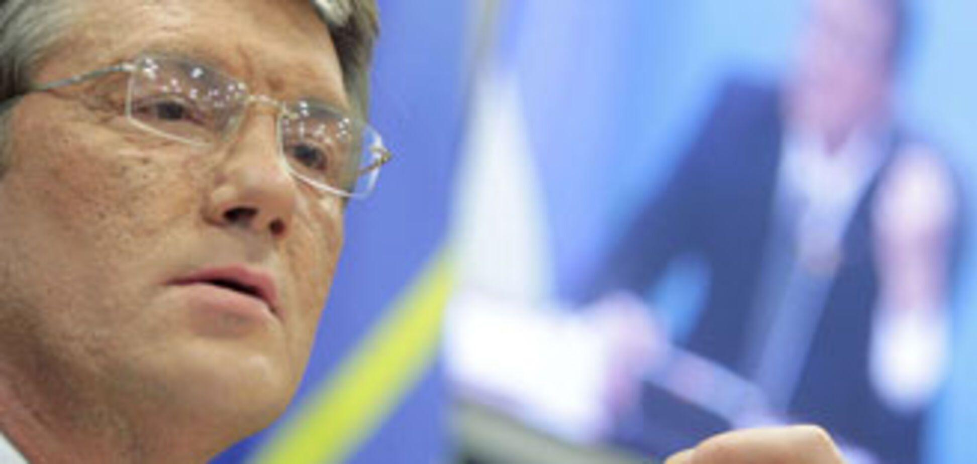 Ющенко проти витягування Кравчука 'з нафталіну'