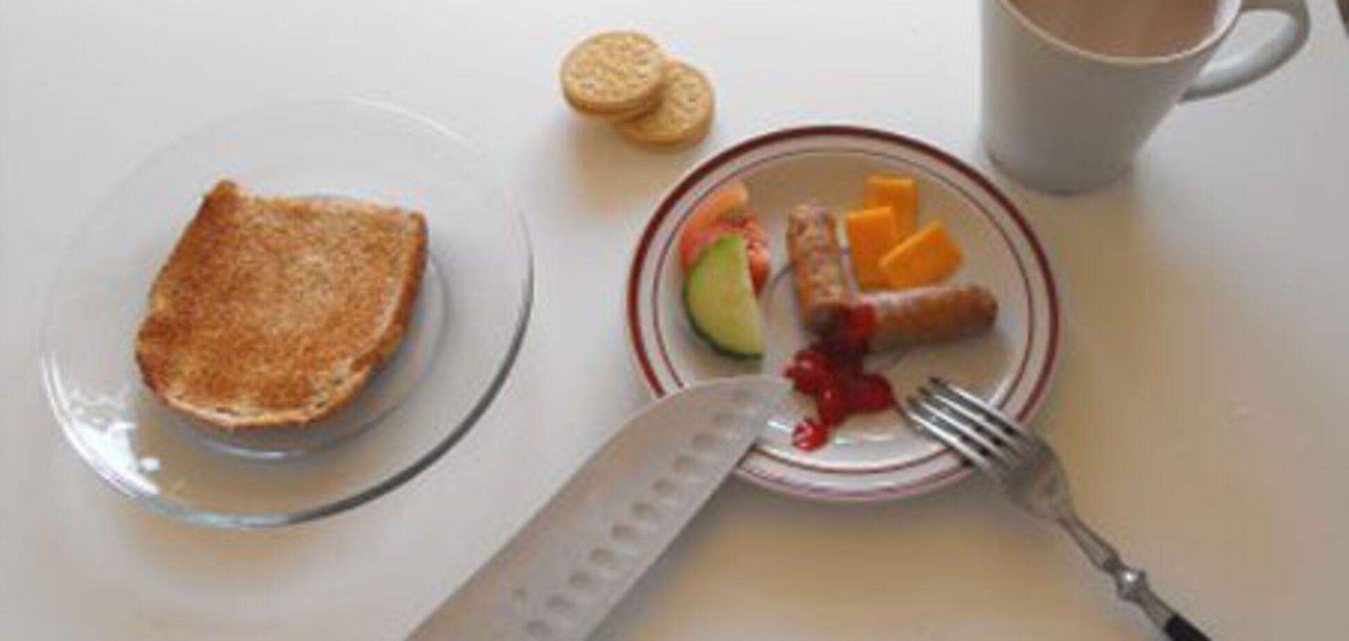 Между супом и десертом