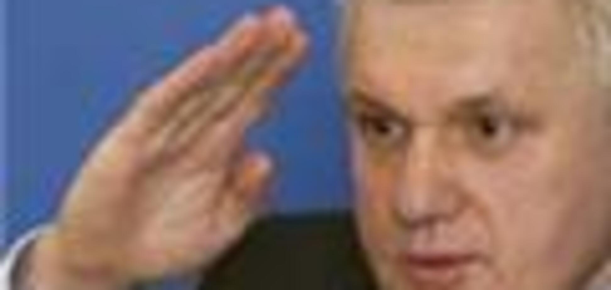 Литвин пропонує попрощатися з Ющенком у січні