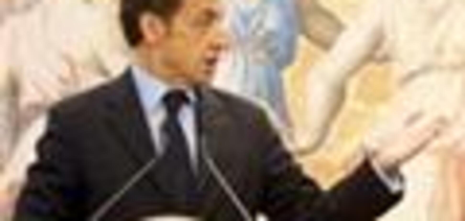 Берлусконі пожартував над Саркозі