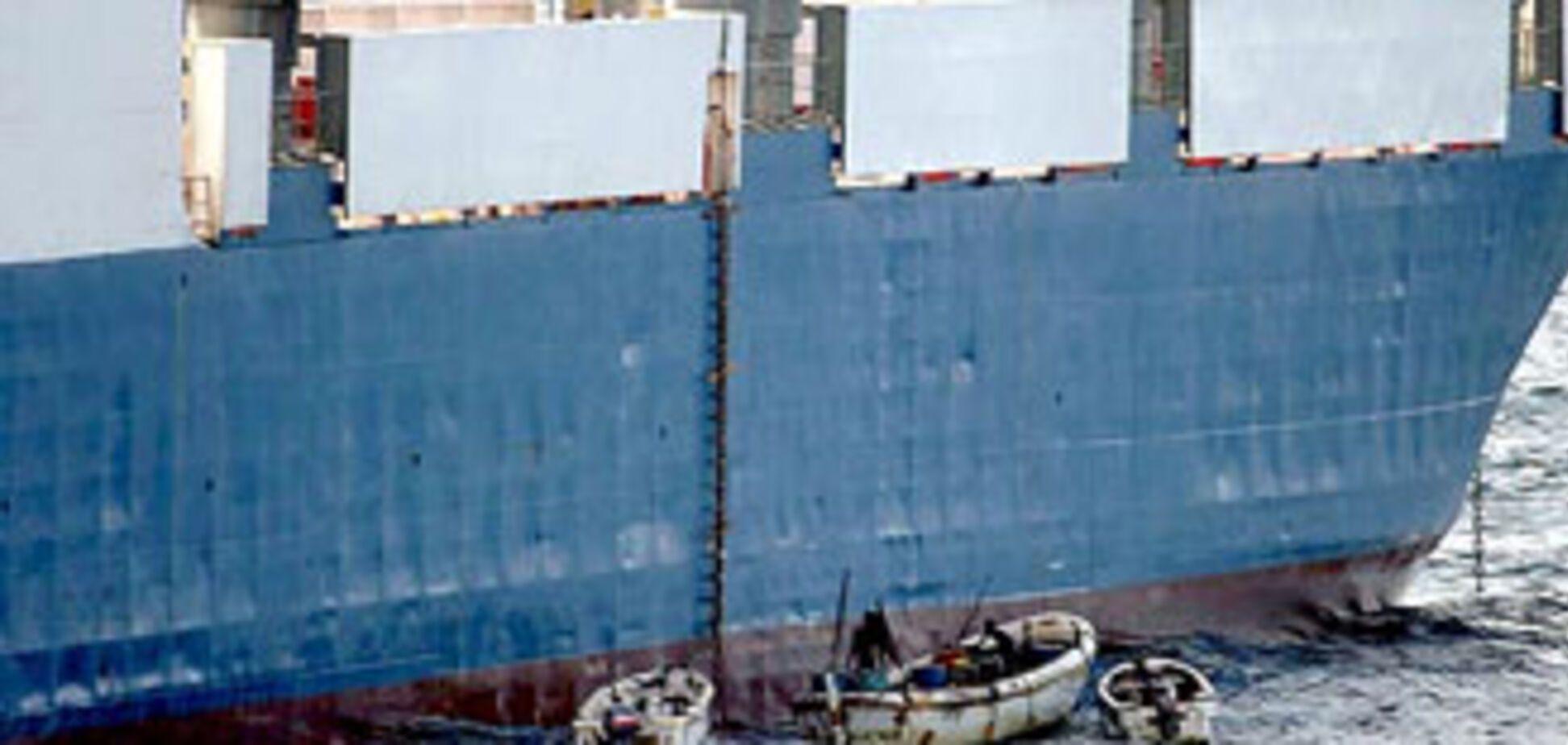 Моряки з 'Фаїни' отримають зарплату в подвійному розмірі