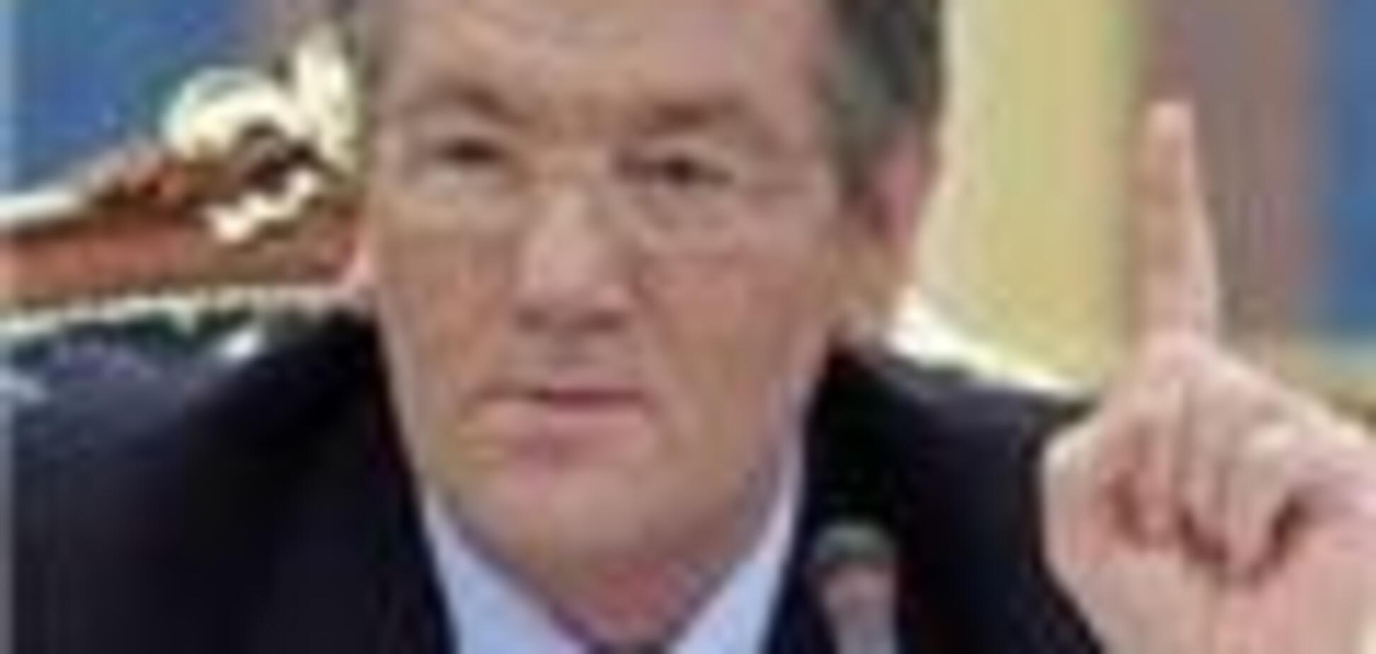 Ющенко та Качинський вшанували жертв репресій хвилиною мовчання