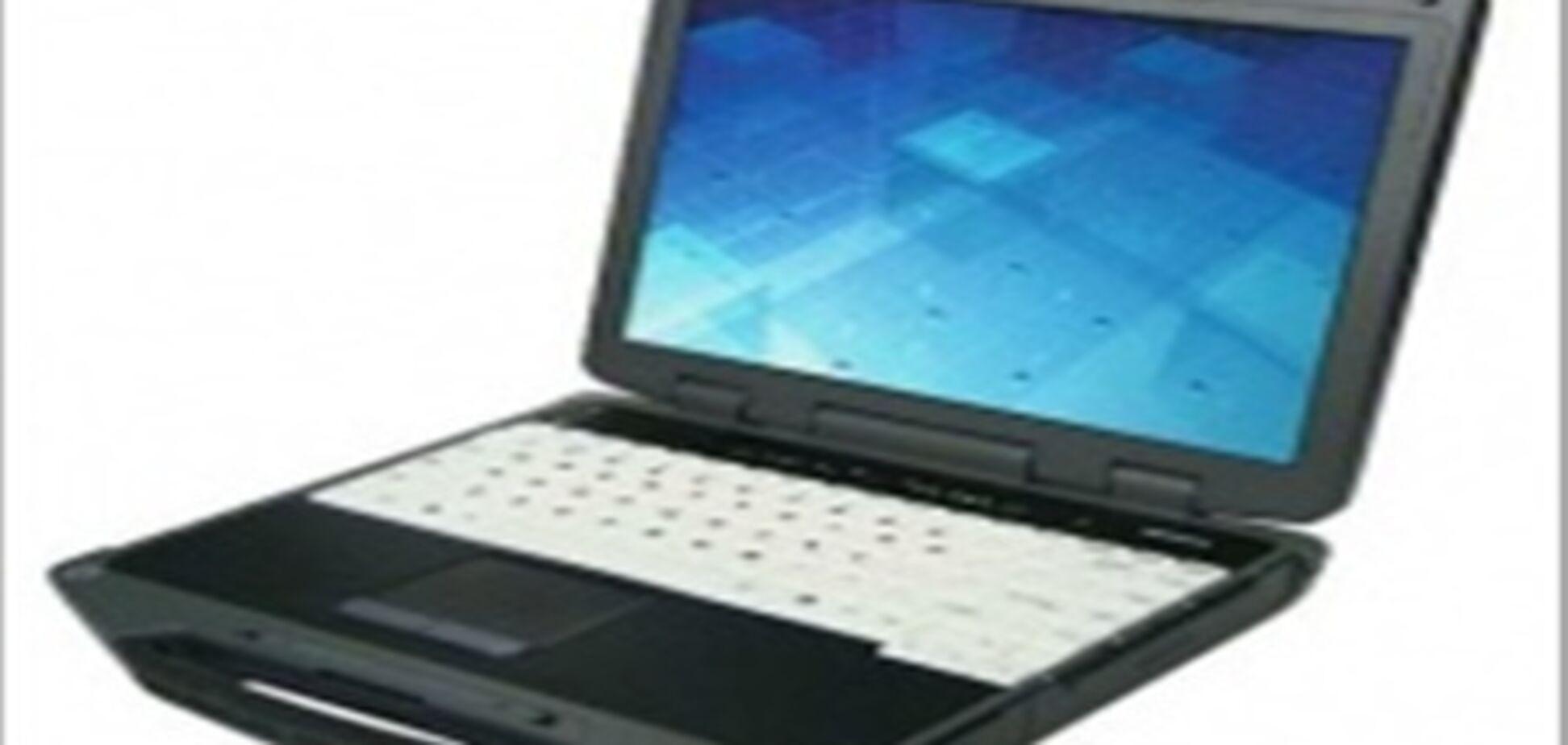 Itronix GD8000: бронированный ноутбук ''высшего класса''