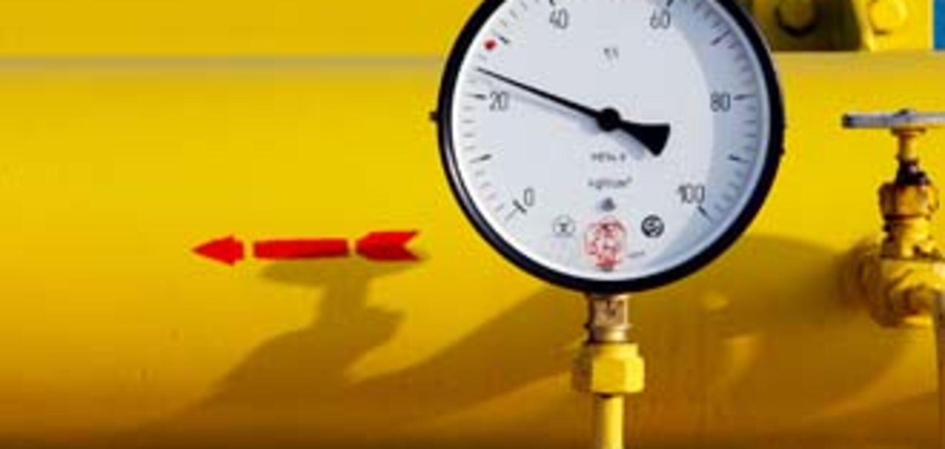 Транзит газу на Балкани призупинений