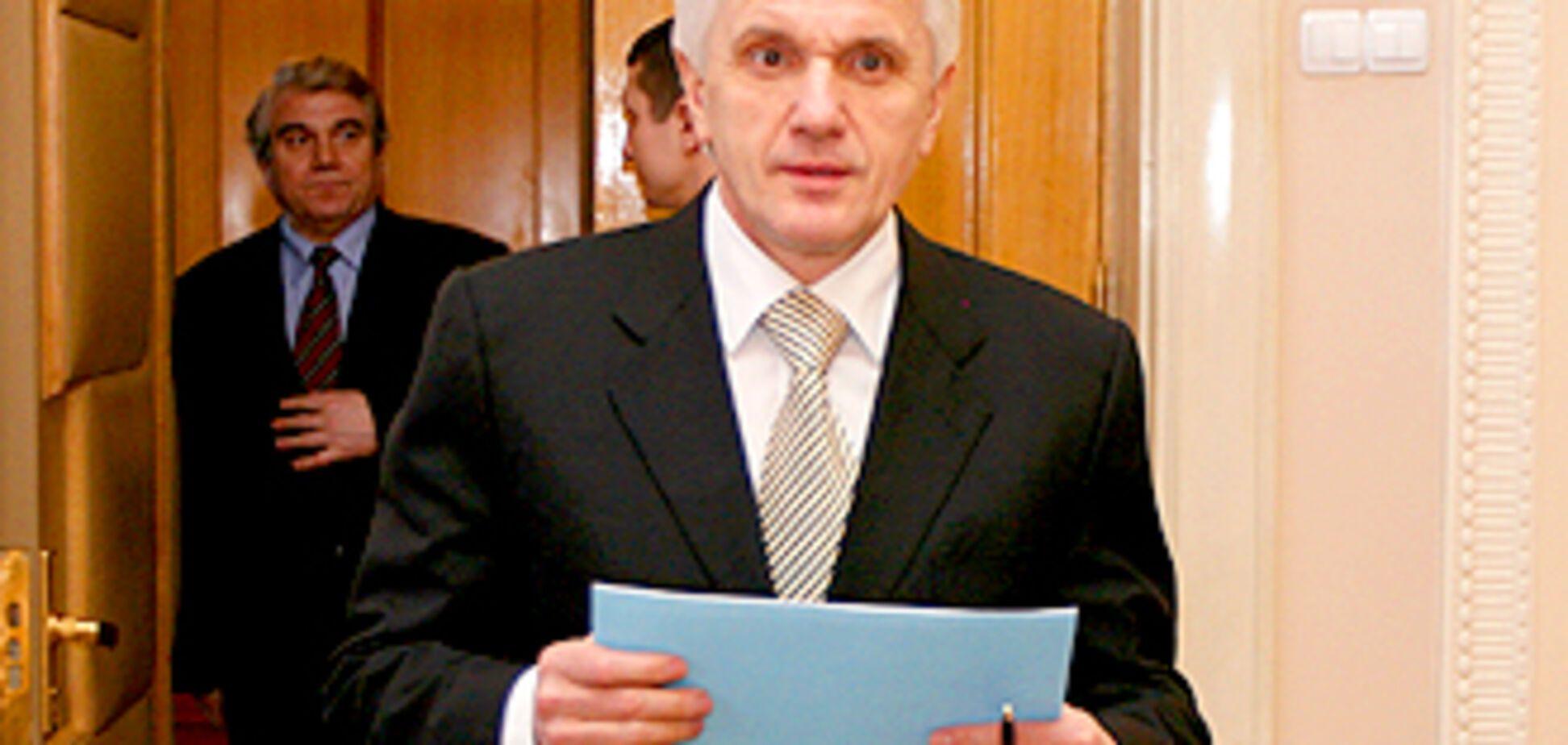 Литвин розповів про свої землях, машинах і доходи