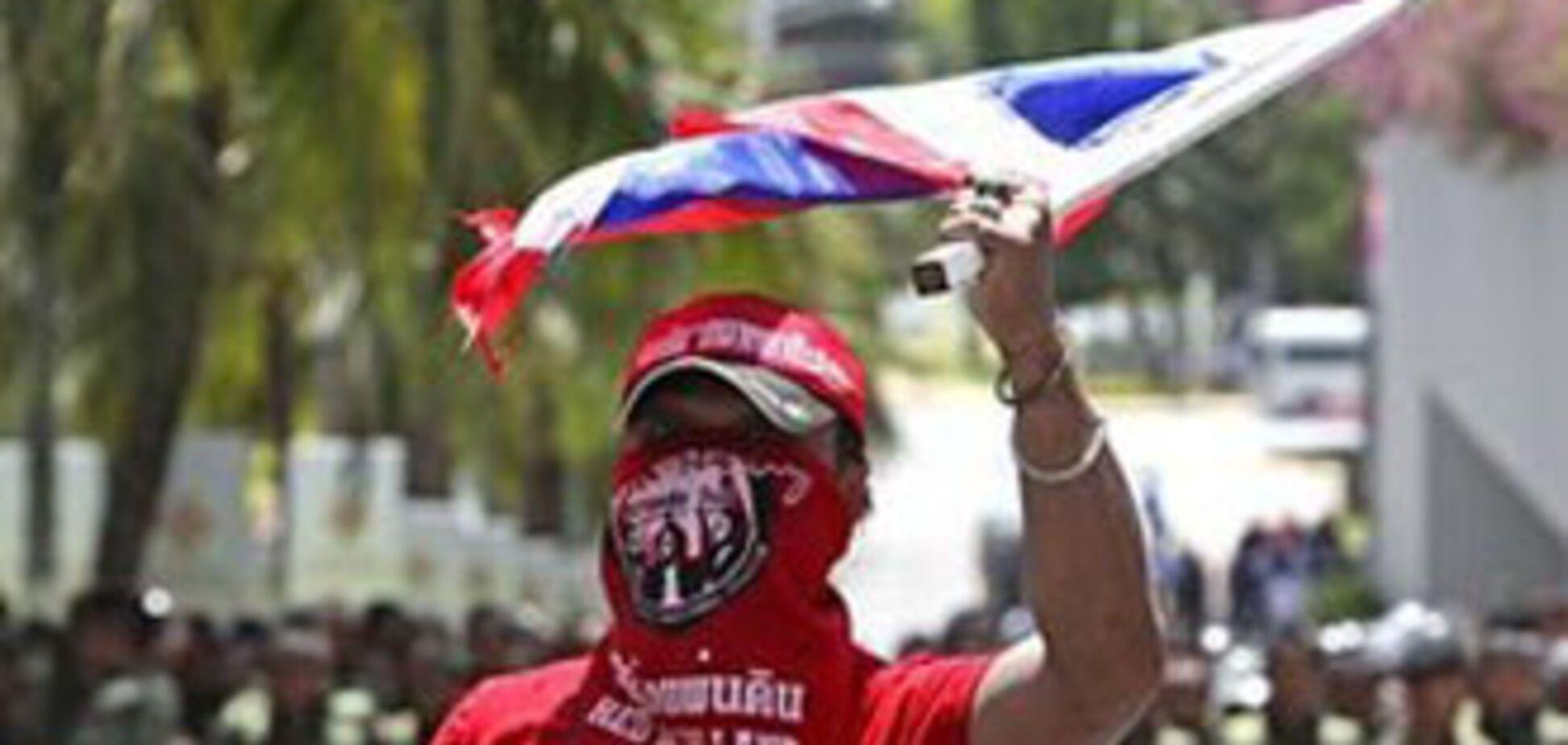 Таїландська опозиція рушила штурмом на Бангкок