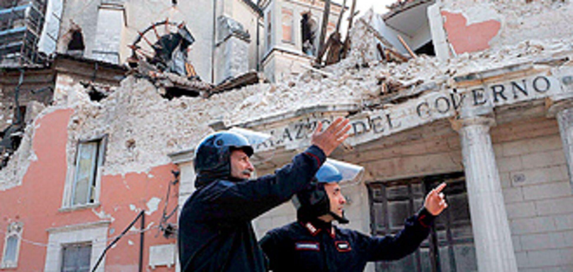 В Італії знайшли всіх зниклих без вести