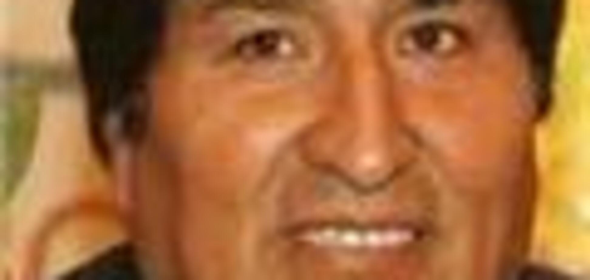 Президент Болівії припинив п'ятиденне голодування