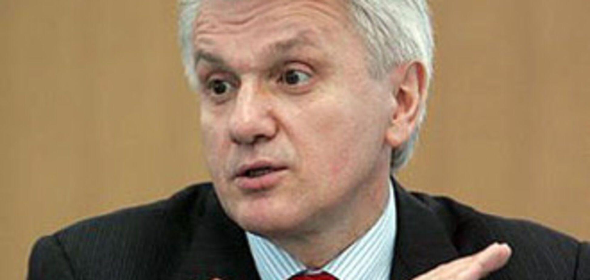 Литвин не хоче бути спікером ПРіБЮТ