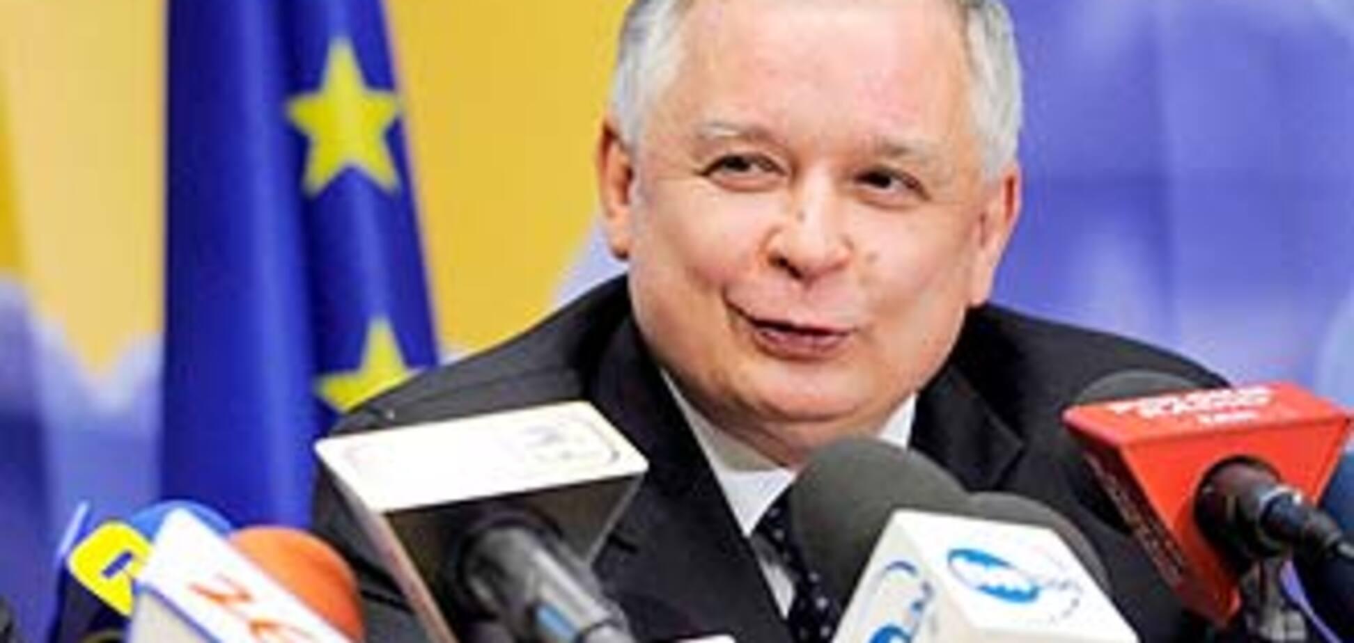 Президент Польщі живе на одну зарплату