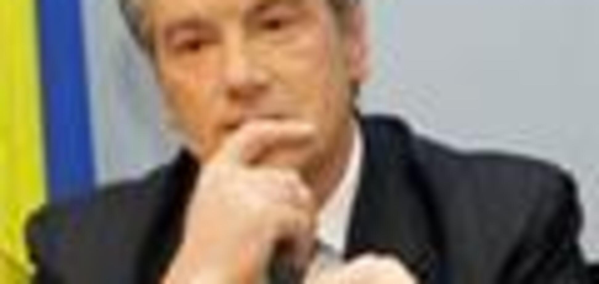 Ющенко помилував 34 засуджених
