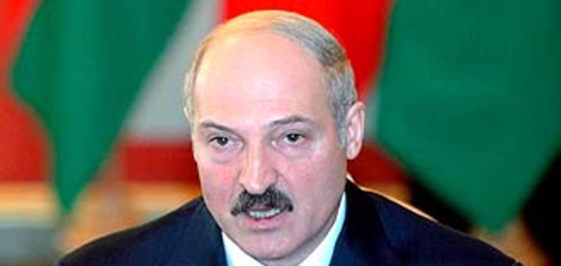 Лукашенко вперше пустили до Європи