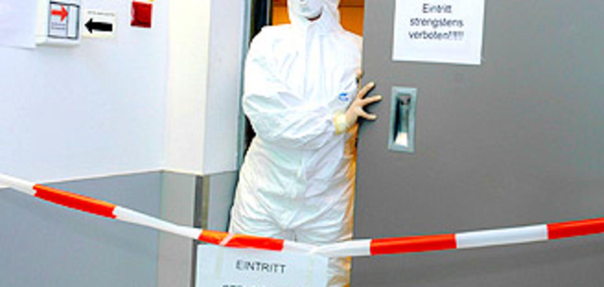 Свинячий грип вже не втримати в національних кордонах