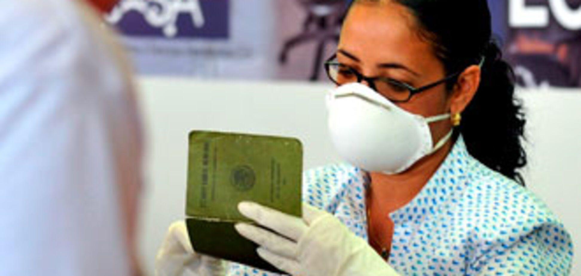 У нью-йоркських школярів підозрюють свинячий грип