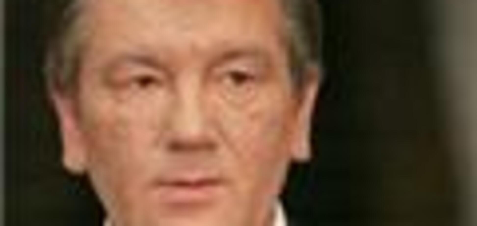 Ющенко дав орден ректору Московського держуніверситету