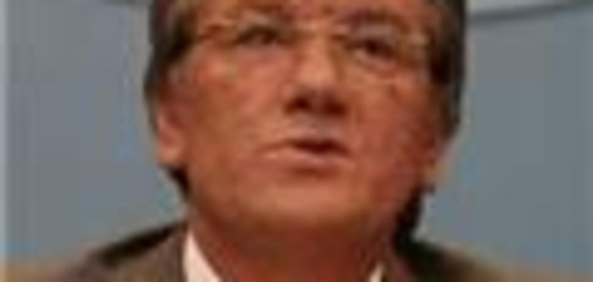 Ющенко став господарем битої птиці