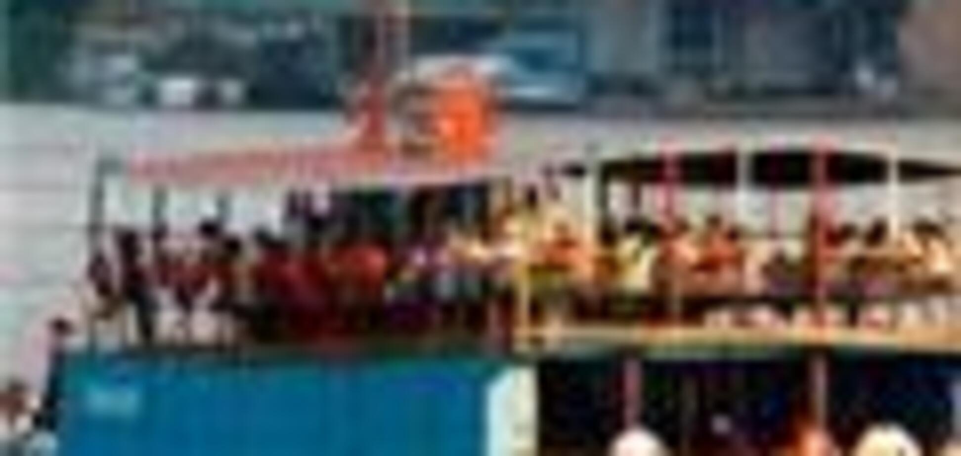 У результаті аварії порома загинуло 40 людей