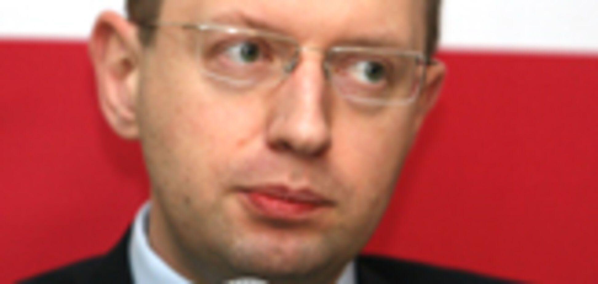 Яценюк не знайшов альтернативу виборів