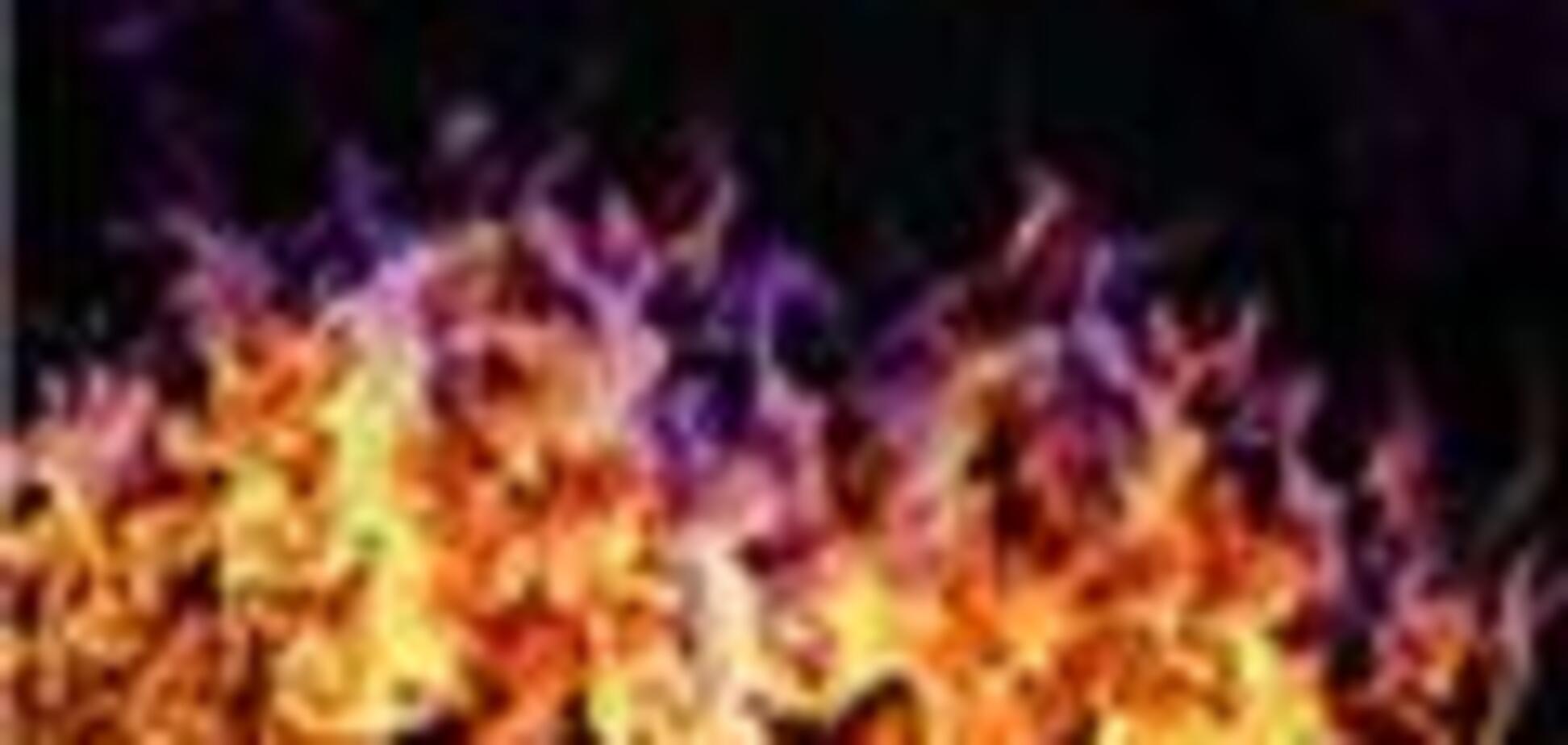 У Забайкаллі горять сотні гектарів лісу