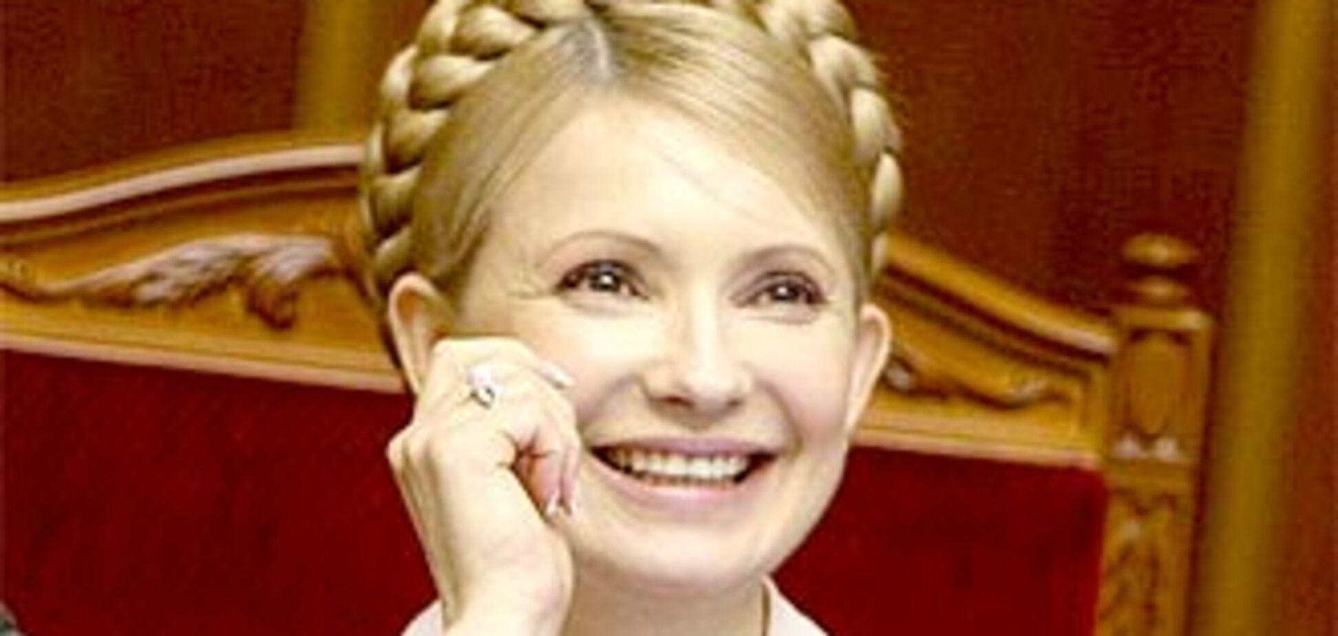 Тимошенко збирається довго бути прем'єром