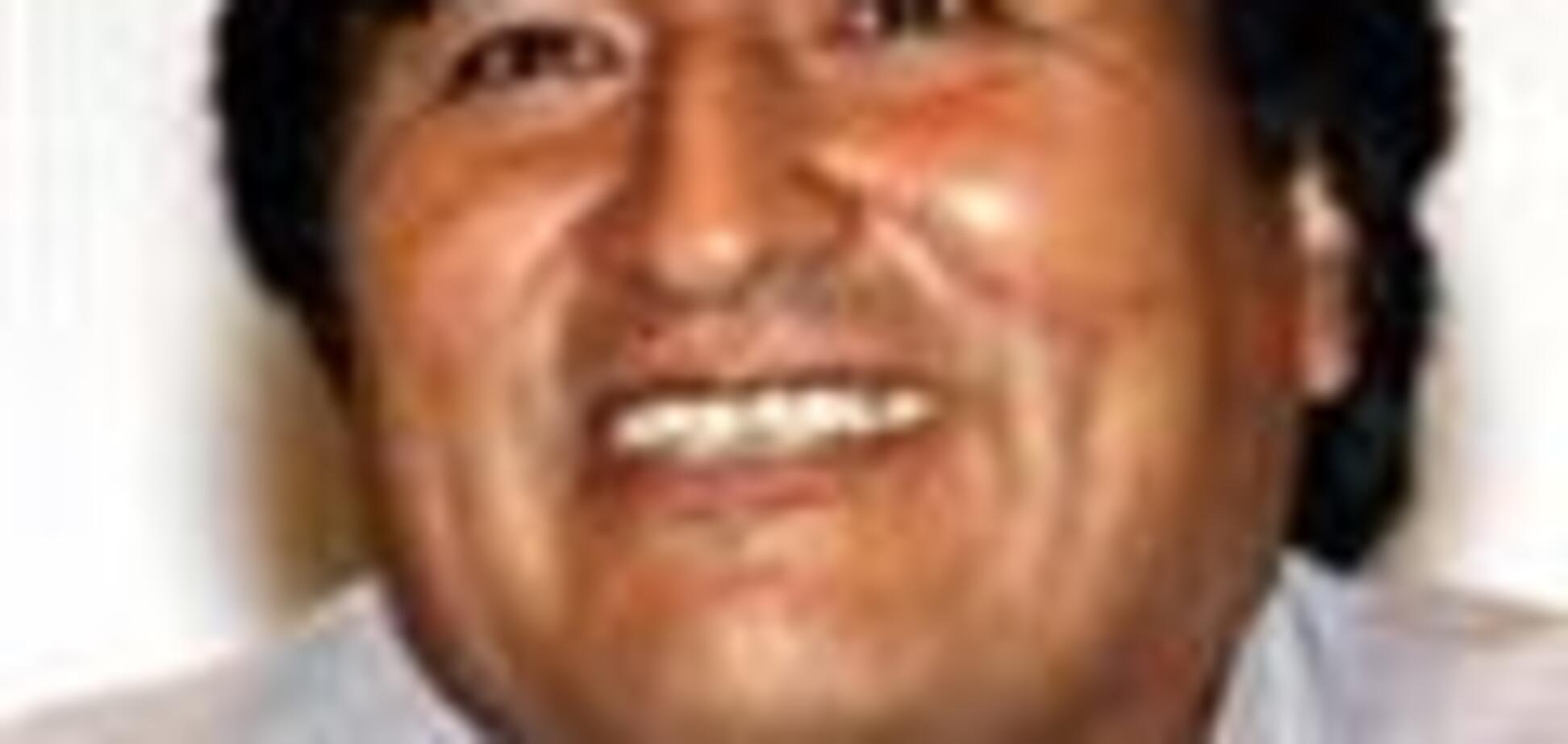 Ево Моралес оголосив голодування