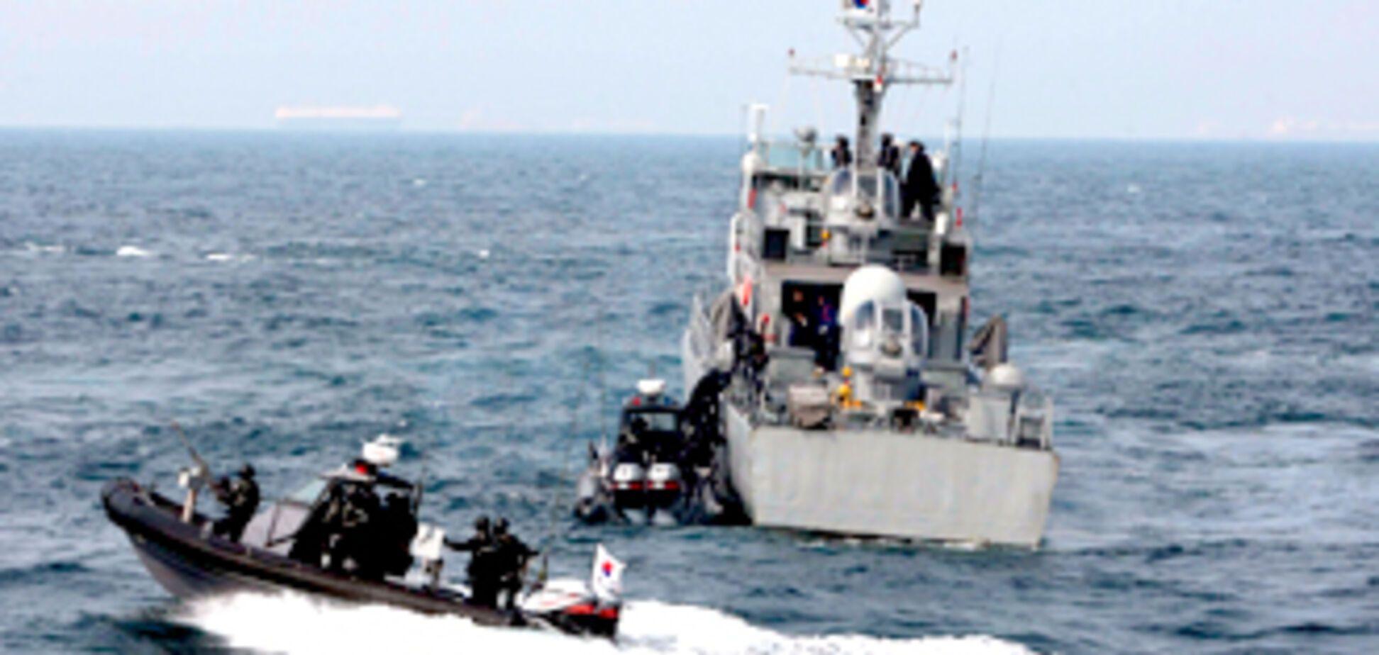 Пираты освободили судно с украинцами